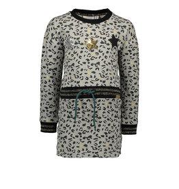 Bampidano jurk pailletten ster