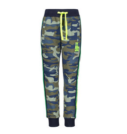 TYGO&vito joggingbroek camouflage