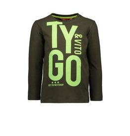 TYGO&vito shirt lange mouw tygo & vito