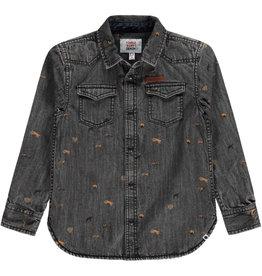 Tumble 'n dry blouse vinn