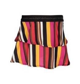 Kiezeltje rok multi kleur