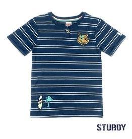 Sturdy tshirt streep