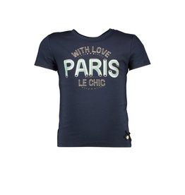Le Chic shirt with love paris