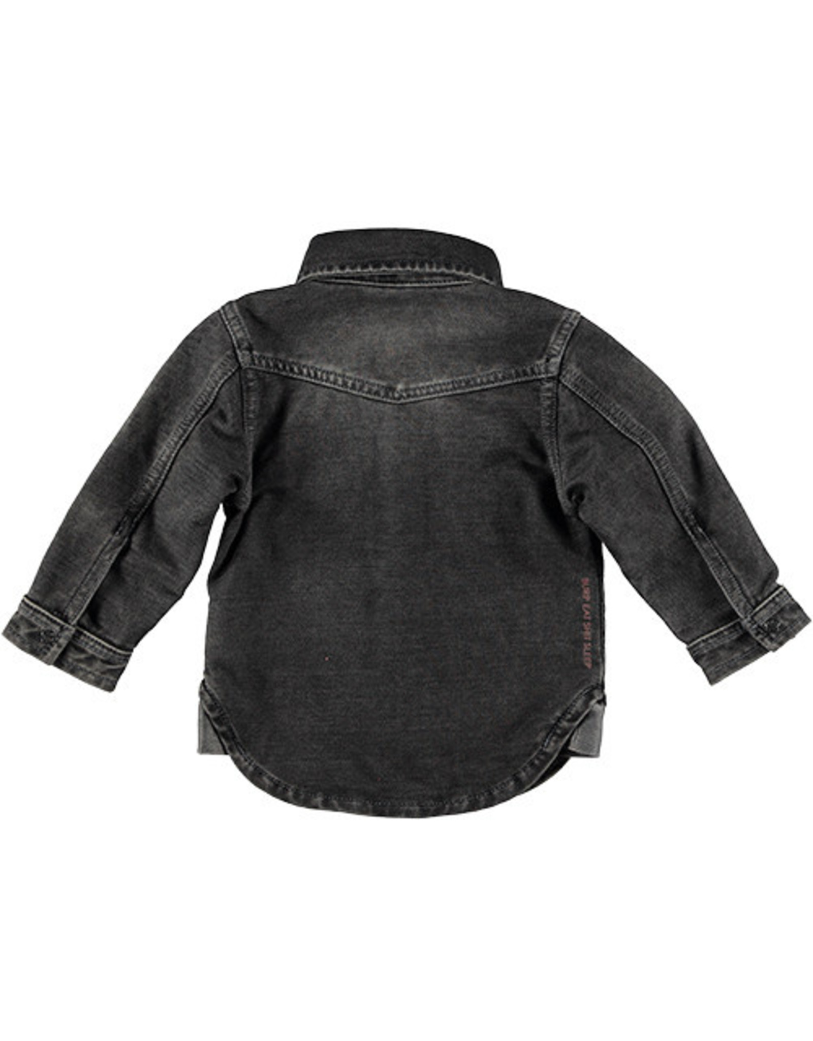 B.E.S.S blouse jogdenim