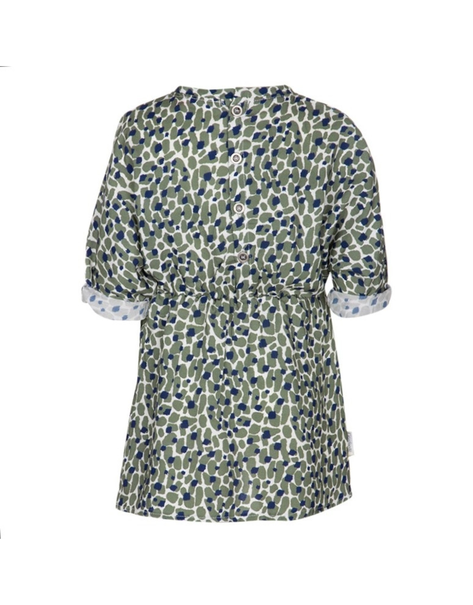 Kiezeltje jurk luipaard