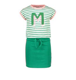 Moodstreet jurk streep