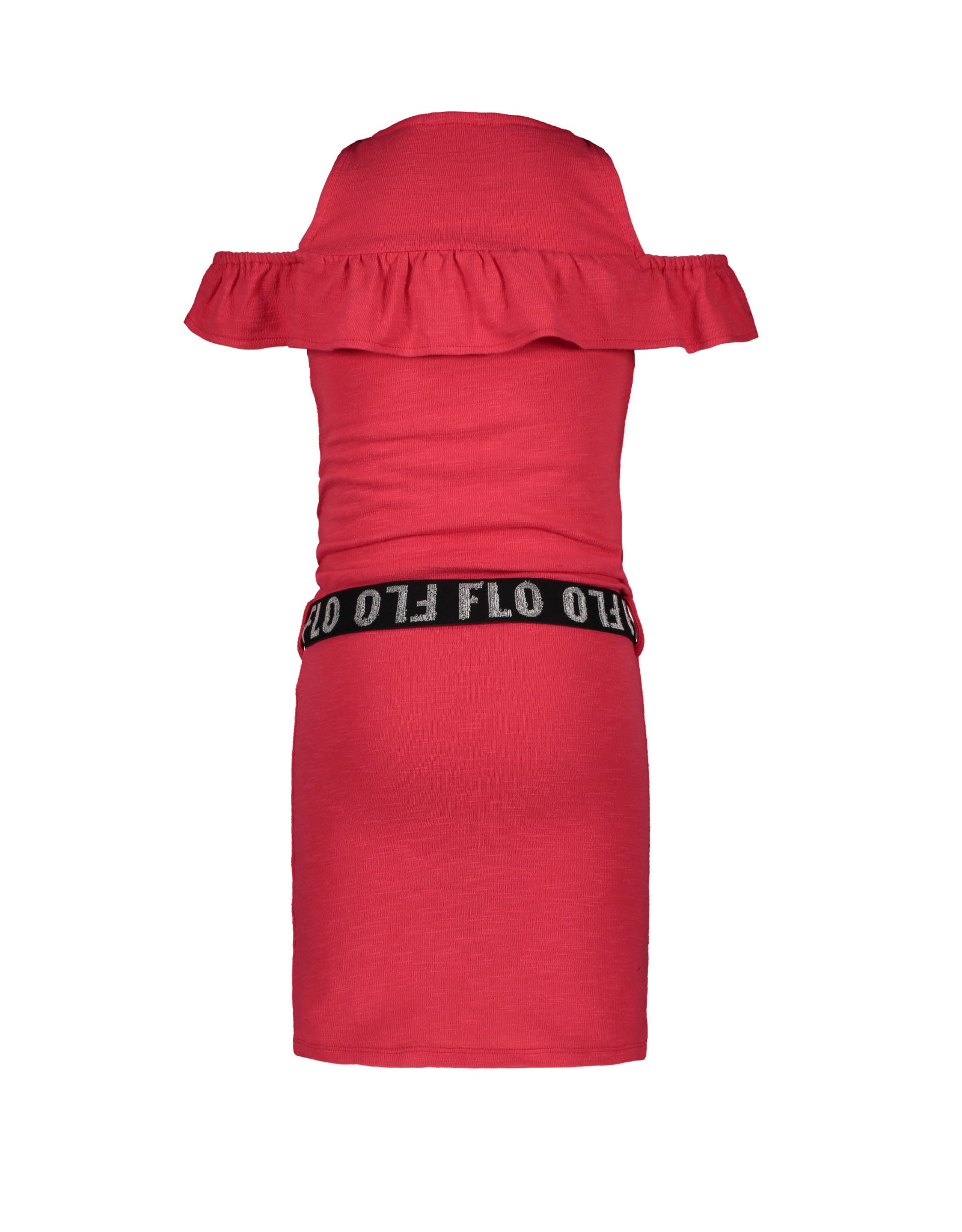 Like Flo jurk met franjes