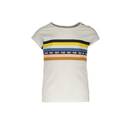 Like Flo tshirt regenboog