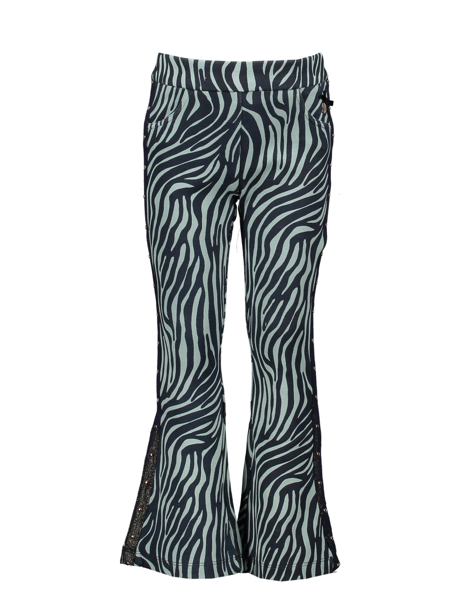 Le Chic broek zebra chic
