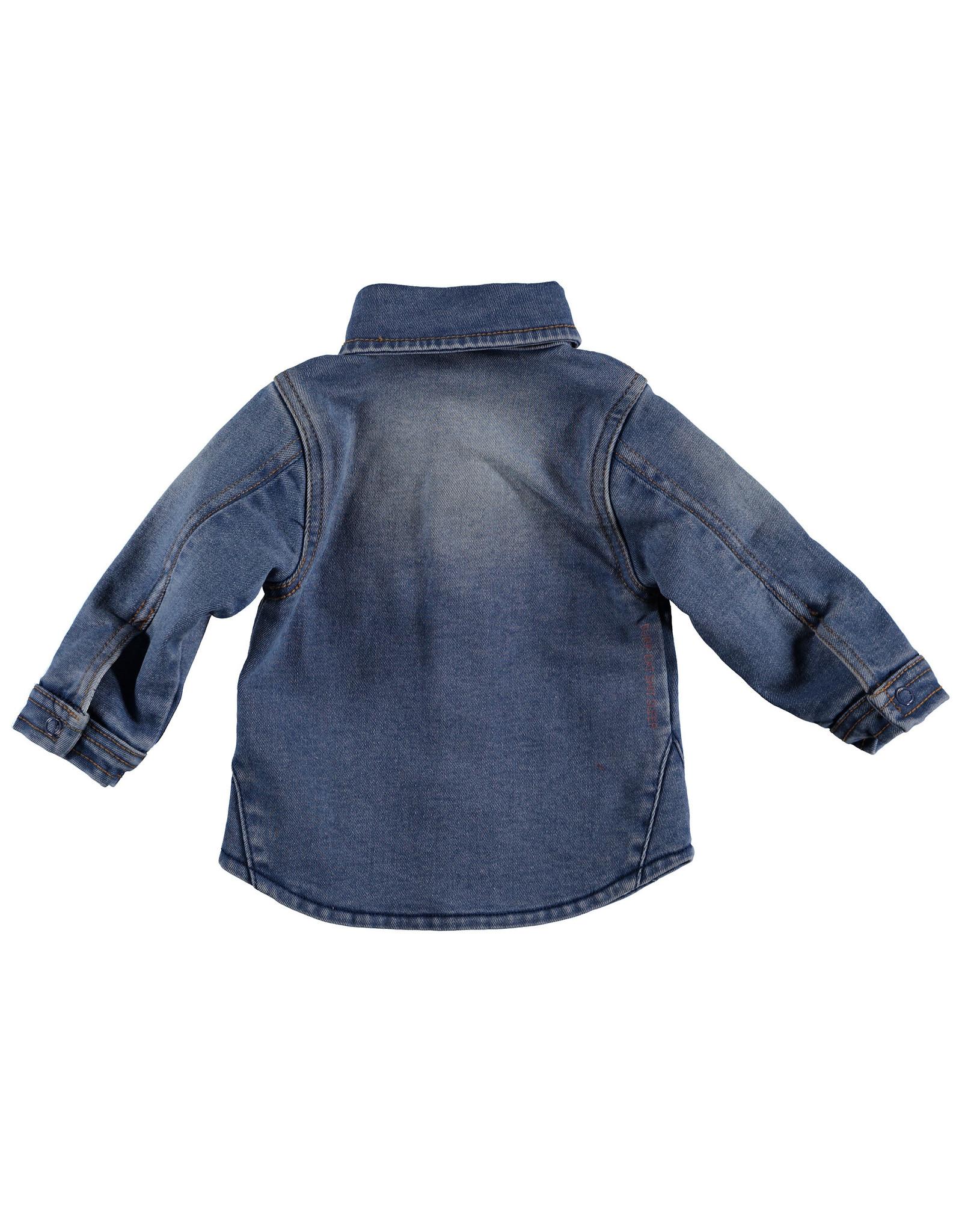 B.E.S.S blouse denim