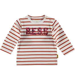 B.E.S.S shirt lange mouwen gestreept