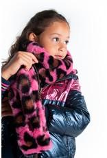 B-Nosy 2 delige set (sjaal en haarband)