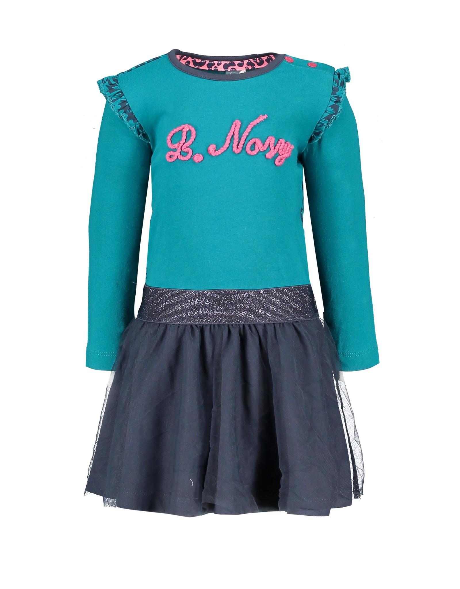 B-Nosy jurk met tule rok