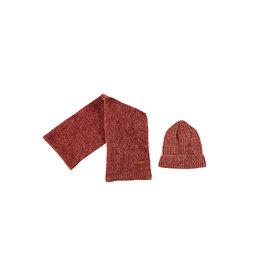 NONO 2 delige set (sjaal en haarband)