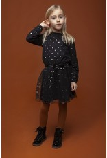Le Chic jurk luipaard dots