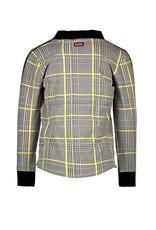 B-Nosy blouse geruit met rits