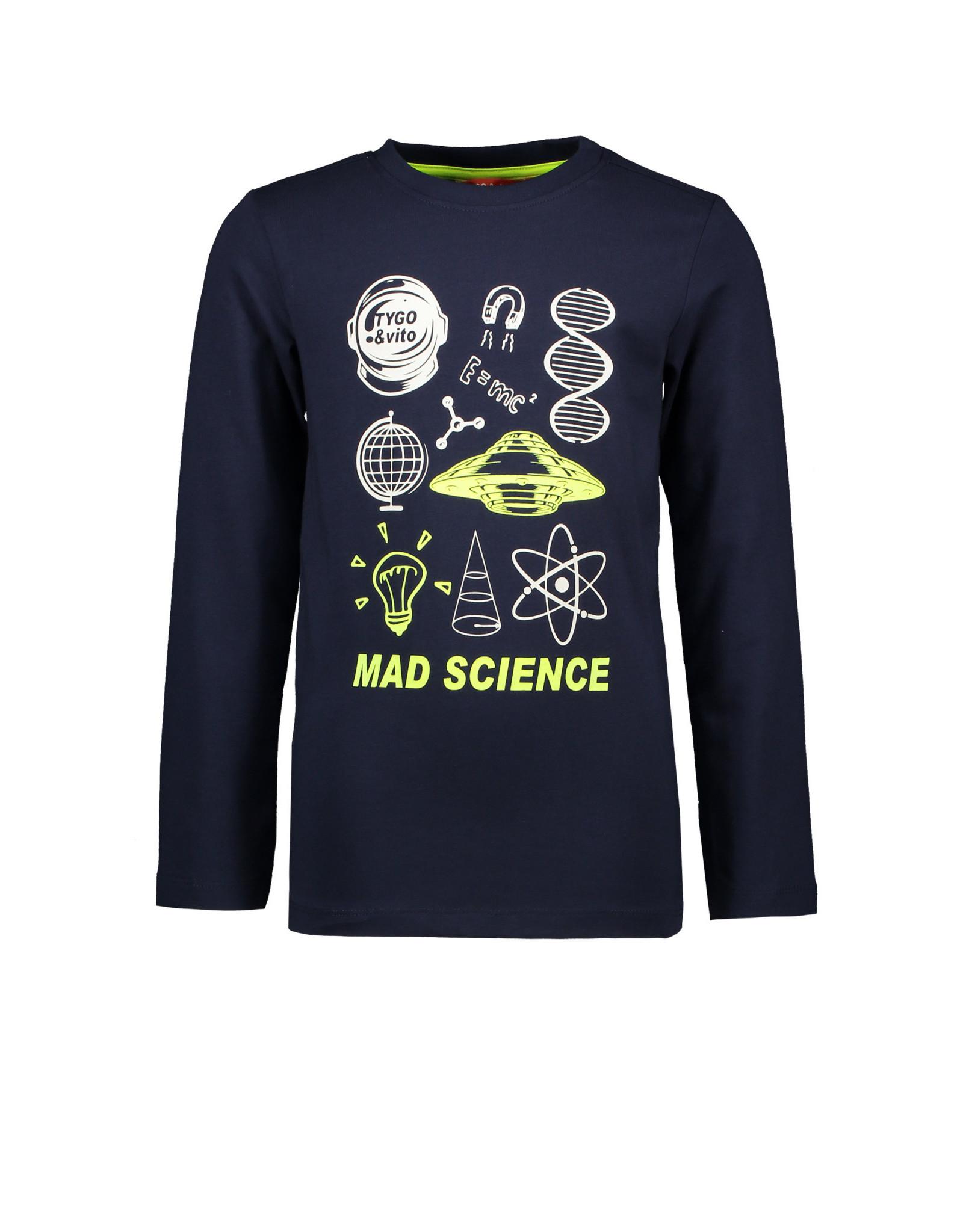 TYGO&vito longsleeve mad science
