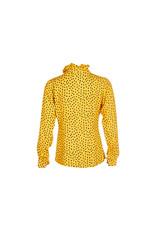 Kie-stone blouse dot
