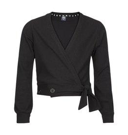Kie-stone omslag top black