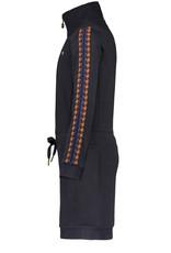 Like Flo jurk met opstaand kraagje