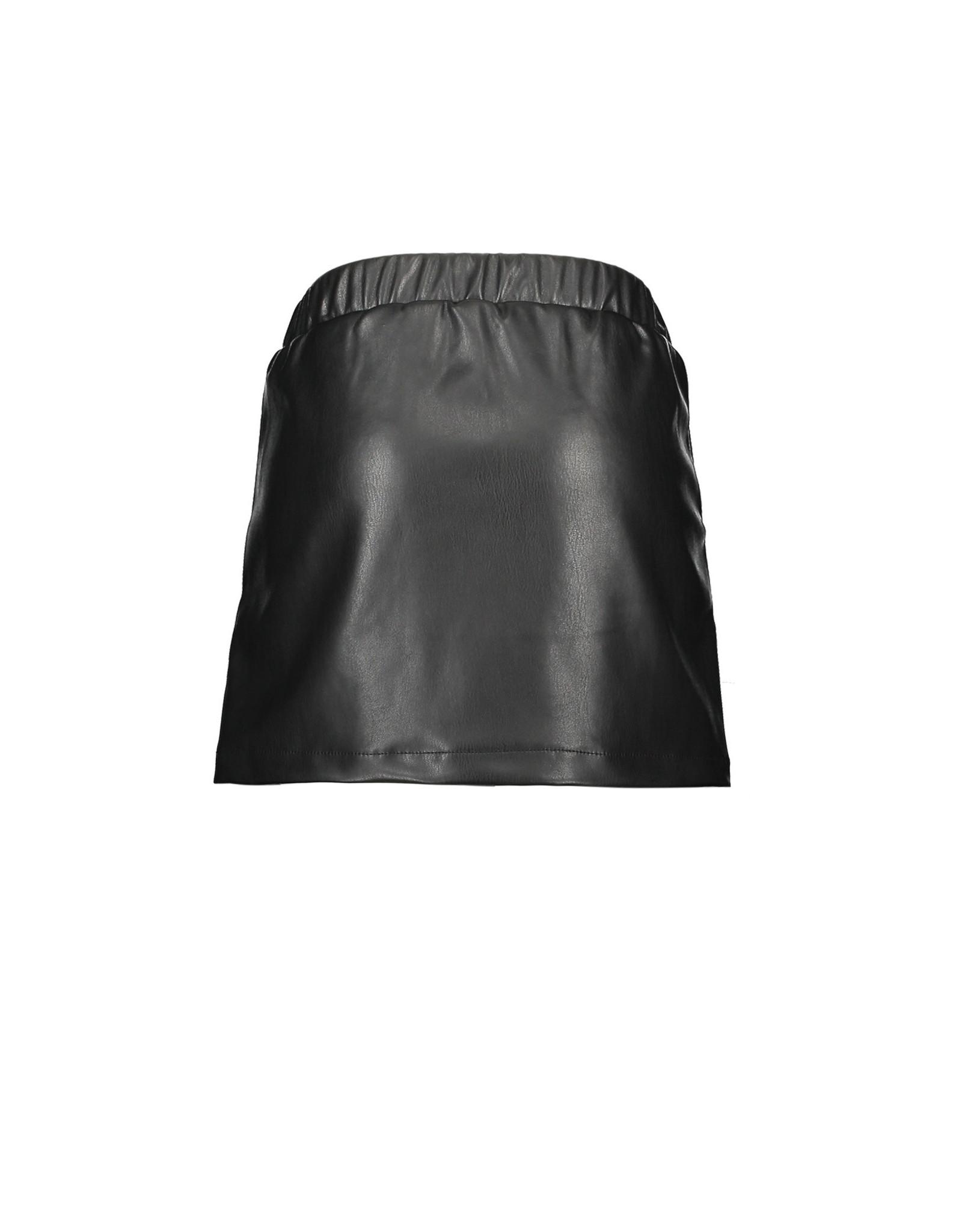 Moodstreet leatherlook rokje