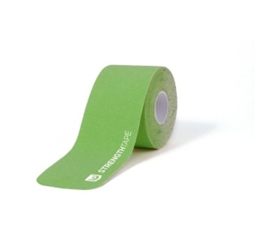 Sporttape - 5 meter, voorgesneden   Strenght Tape  (7 kleuren)