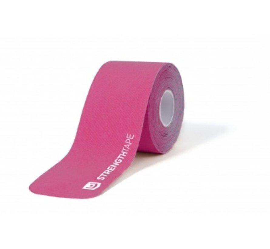 Sporttape op rol van 5 meter | StrengthTape  (5 kleuren)