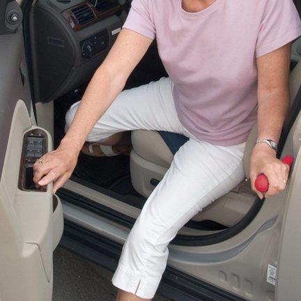 Hulpmiddelen voor in de auto
