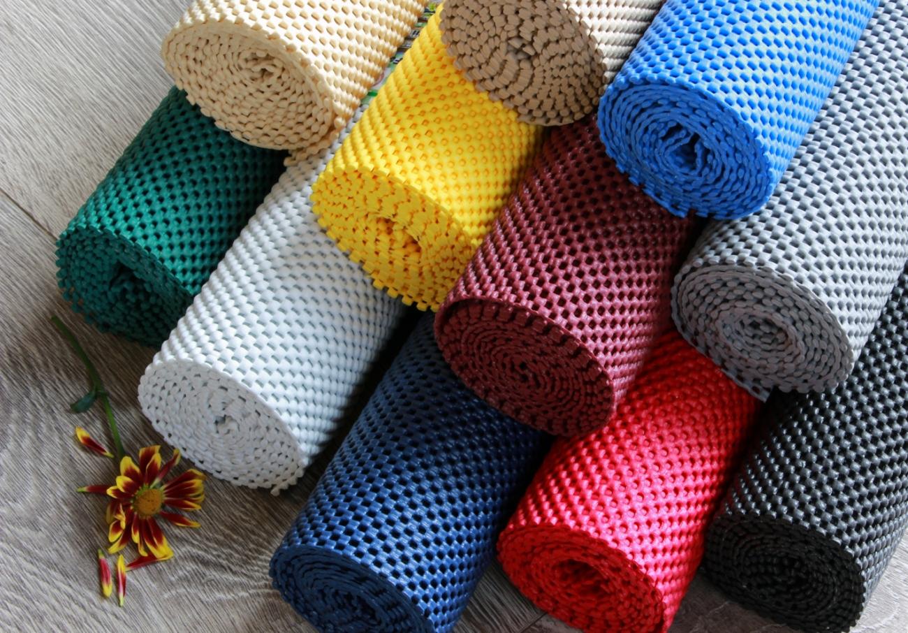 Antislip matten in diverse kleuren en maten
