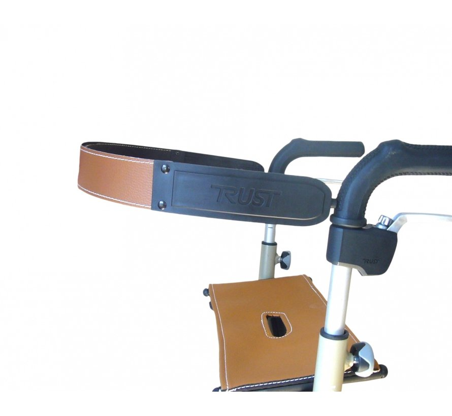 Rugband voor Let's Fly Rollator