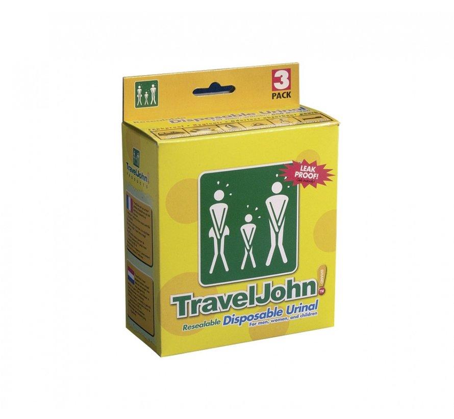 Travel John Urinaal (3st.)