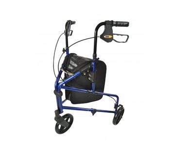 Revatel Aluminium 3-wiel rollator (2 opties)