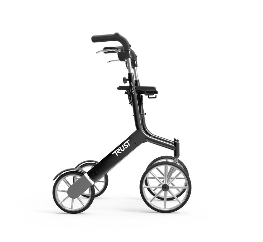 Let's Go Out rollator (3 opties)