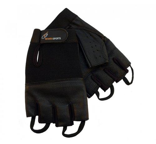 Revarasports Lederen zomer handschoenen