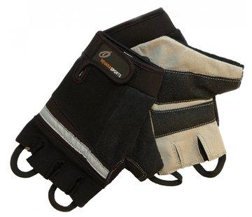 Revarasports Handschoenen Rolstoel  Zwart