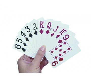 Revatel Speelkaarten Grote symbolen