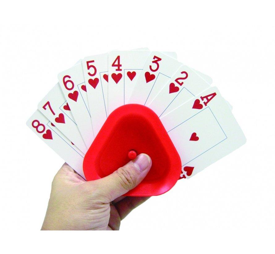 Kaartenhouder (4 stuks)