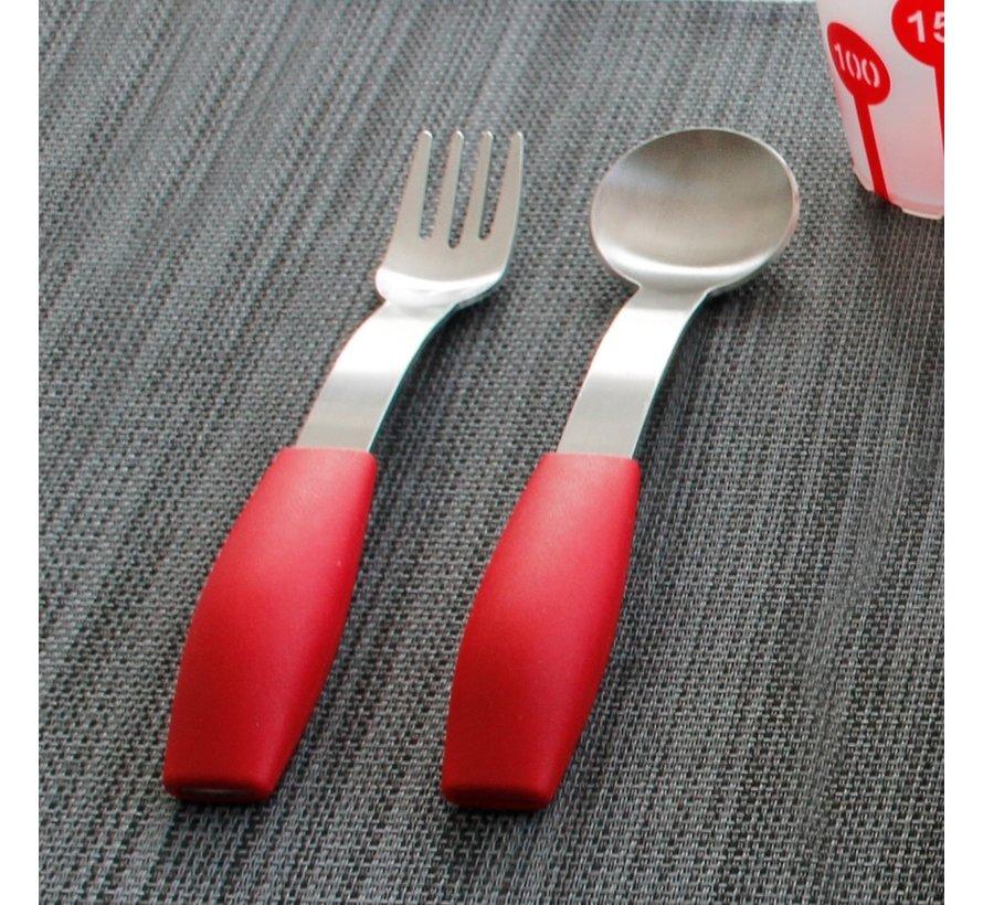 Bestek verdikker voor vork of lepel