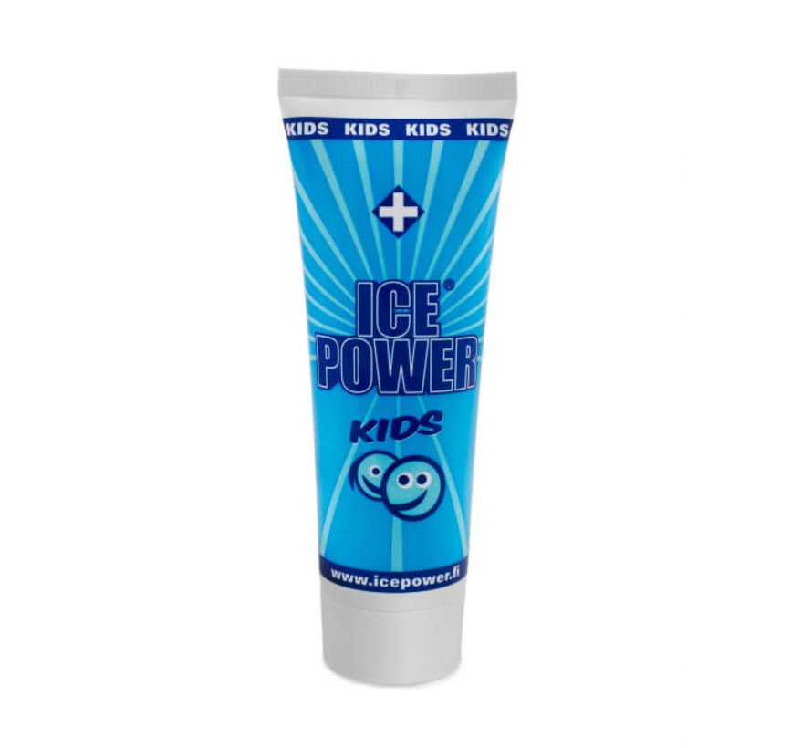 IcePower Kids Crème 60gr (vanaf 2 jr)
