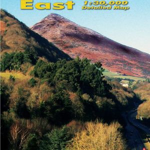 EastWest Mapping Wicklow East 1:30000 Detailed Map