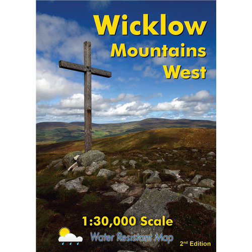 EastWest Mapping Wicklow Mountains West 1:30000 Map