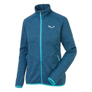Salewa Puez Melange PL Women's Full Zip Mid-layer