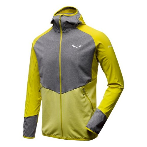 Salewa Agner Cordura 2 PL Men's Full Zip Hoody