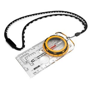 Silva Expedition Compass with Slope Card