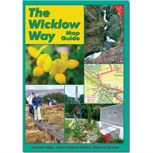 EastWest Mapping Wicklow Way Guidebook & Map N-S adventure.ie