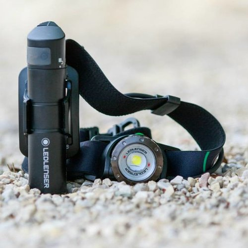 Ledlenser MH10 600 Lumen Rechargeable Headtorch