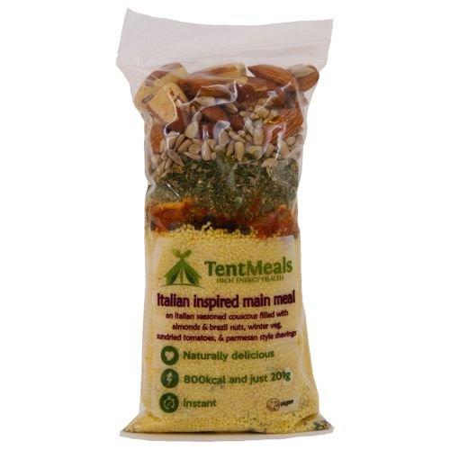 TentMeals Tentmeals 800 Calorie Main Meal