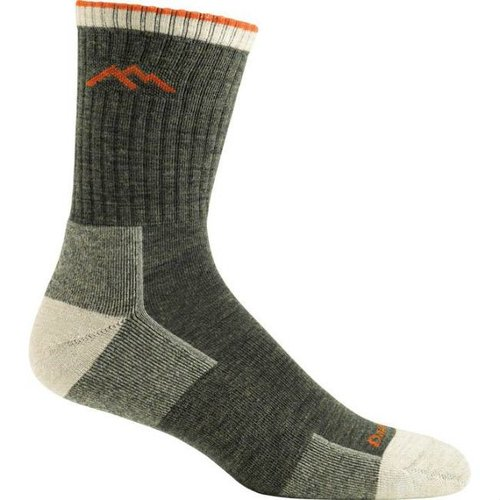 Darn Tough Socks Men's Hiker Micro Crew Cushion