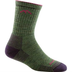 Darn Tough Socks Women's Hiker Micro Crew Cushion