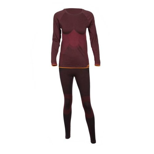 Alpine Crown Women's Thermoactive Performance Baselayer Set
